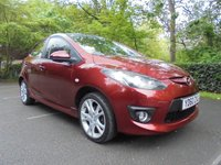 USED 2010 60 MAZDA 2 1.3 TAKUYA 5d 74 BHP SUPPLIED WITH 12 MONTHS MOT