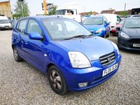 2006 KIA PICANTO 1.1 SE PLUS 5d 65 BHP £SOLD