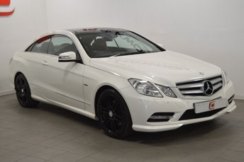 2012 MERCEDES-BENZ E CLASS 3.0 E350 CDI BLUEEFFICIENCY SPORT 2d AUTO 265 BHP £10995.00