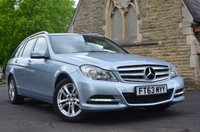 USED 2014 63 MERCEDES-BENZ C CLASS 2.1 C220 CDI BLUEEFFICIENCY EXECUTIVE SE 5d AUTO 168 BHP