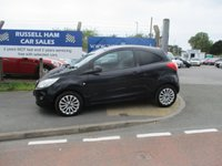 USED 2012 62 FORD KA 1.2 ZETEC 3d 69 BHP £30 Yearly Road Tax. New MOT & Full Service Done on purchase + 2 Years FREE Mot & Service Included After . 3 Months Russell Ham Quality Warranty . All Car's Are HPI Clear . Finance Arranged - Credit Card's Accepted . for more cars www.russellham.co.uk  Spare Key + Owners Book Pack.