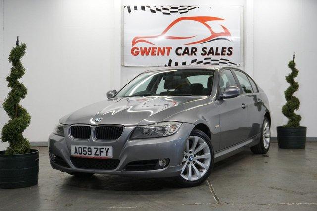 USED 2009 59 BMW 3 SERIES 2.0 318D SE 4d 141 BHP *GOOD EXAMPLE, LONG MOT*