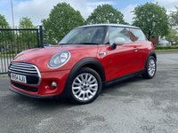 USED 2014 64 MINI HATCH COOPER 1.5 COOPER D 3d 114 BHP FREE Road Fund Licence