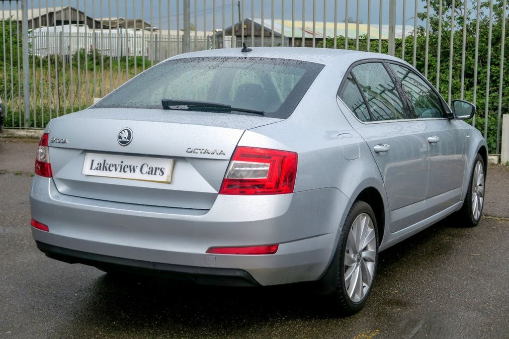 USED 2015 65 SKODA OCTAVIA 2.0 LAURIN AND KLEMENT TDI DSG 5d AUTO 148 BHP