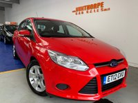 USED 2012 12 FORD FOCUS 1.6 EDGE 5d 104 BHP