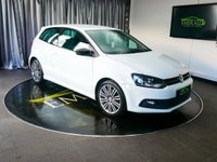 USED 2014 64 VOLKSWAGEN POLO 1.4 BLUEGT 3d 148 BHP £0 DEPOSIT FINANCE AVAILABLE, AIR CONDITIONING, AUX INPUT, BLUETOOTH CONNECTIVITY, CLIMATE CONTROL, CRUISE CONTROL, DAB RADIO, FATIGUE DETECTION SYSTEM, START/STOP SYSTEM, STEERING WHEEL CONTROLS, TOUCH SCREEN HEAD UNIT, TRIP COMPUTER
