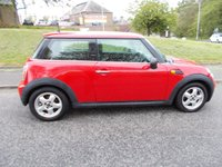 2008 MINI ONE 1.4 ONE 3d 95 BHP £SOLD
