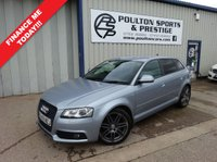 USED 2009 59 AUDI A3 2.0 SPORTBACK TDI S LINE SPECIAL EDITION 5d 138 BHP