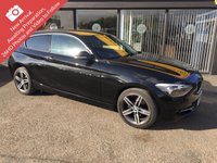 USED 2013 13 BMW 1 SERIES 2.0 118D SPORT 3d 141 BHP