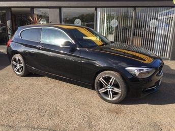 2013 BMW 1 SERIES 2.0 118D SPORT 3d 141 BHP