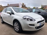 2013 FIAT PUNTO 1.2 EASY 3d 69 BHP £SOLD