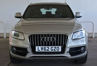 USED 2012 62 AUDI Q5 2.0TDi QUATTRO S-LINE 5 DOOR AUTO 177 BHP Finance? No deposit required and decision in minutes.
