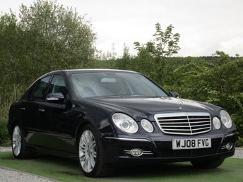 2008 MERCEDES-BENZ E CLASS 3.0 E320 CDI SPORT 4d AUTO 222 BHP £2890.00