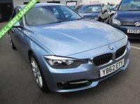 2012 BMW 3 SERIES AUTOMATIC 2.0 320I SPORT 4d  181 BHP £10995.00