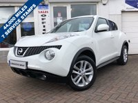 USED 2011 61 NISSAN JUKE 1.5 ACENTA PREMIUM DCI 5d 110 BHP SUPPLIED WITH 12 MONTHS MOT, LOVELY CAR TO DRIVE