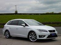USED 2015 64 SEAT LEON 1.8 TSI FR TECHNOLOGY DSG 5d AUTO 180 BHP STUNNING CLEAN CAR, GREAT SPEC