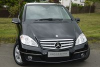 USED 2012 12 MERCEDES-BENZ A CLASS 1.5 A160 AVANTGARDE SE 5d AUTO 95 BHP LOVELY LITTLE LOW MILEAGE AUTOMATIC