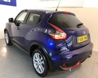 USED 2016 66 NISSAN JUKE 1.5 N-CONNECTA DCI 5d 110 BHP 1 Owner Full Nissan History