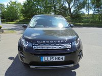 USED 2015 15 LAND ROVER DISCOVERY SPORT 2.2 SD4 HSE 5d 190 BHP