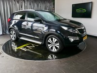 USED 2013 P KIA SPORTAGE 2.0 CRDI KX-3 SAT NAV 5d 134 BHP £0 DEPOSIT FINANCE AVAILABLE, AIR CONDITIONING, AUTOMATIC HEADLIGHTS, BLUETOOTH CONNECTIVITY, CLIMATE CONTROL, CRUISE CONTROL, FULL LEATHER UPHOLSTERY, HEATED FRONT & BACK SEATS, HILL HOLD CONTROL, PANORAMIC ROOF, PARKING SENSORS, REVERSE CAMERA, SATELLITE NAVIGATION, TOUCH SCREEN HEAD UNIT, TRIP COMPUTER, USB INPUT