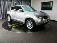 USED 2012 62 NISSAN JUKE 1.5 ACENTA PREMIUM DCI 5d 110 BHP £0 DEPOSIT FINANCE AVAILABLE, AIR CONDITIONING, AUX INPUT, BLUETOOTH CONNECTIVITY, CLIMATE CONTROL, CRUISE CONTROL, DRIVE PERFORMANCE CONTROL, REVERSE CAMERA, STEERING WHEEL CONTROLS, TRIP COMPUTER, USB INPUT