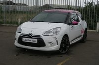 USED 2012 62 CITROEN DS3 1.6 E-HDI DSTYLE PLUS 3d 90 BHP