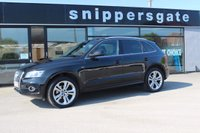 "USED 2010 60 AUDI Q5 2.0 TDI QUATTRO S LINE SPECIAL EDITION 5d 168 BHP FSH, 20"" Alloys, B&O Music System, Electric Tailgate"