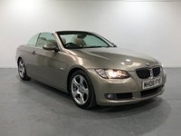USED 2008 08 BMW 3 SERIES 3.0 325I SE 2d AUTO 215 BHP TOP SPEC VEHICLE WITH MANY EXTRAS
