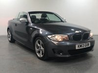 USED 2013 13 BMW 1 SERIES 2.0 118D EXCLUSIVE EDITION 2d AUTO 141 BHP TOP SPEC VEHICLE WITH MANY EXTRAS