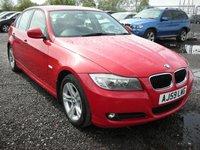 2009 BMW 3 SERIES 2.0 320D ES 4d 175 BHP £3000.00
