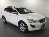 USED 2010 60 VOLVO XC60 2.0 D3 R-DESIGN 5d AUTO 161 BHP TOP SPEC VEHICLE WITH MANY EXTRAS