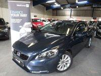 2014 VOLVO V40 2.0 D3 SE LUX NAV 5d 148 BHP £8490.00