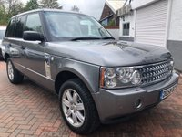 USED 2008 58 LAND ROVER RANGE ROVER 3.6 TDV8 VOGUE 5d AUTO 272 BHP