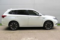 USED 2016 65 MITSUBISHI OUTLANDER 2.0 PHEV GX 4HS 5d AUTO 161 BHP 1 OWNER. HYBRID AUTO.4WD VERY LOW MILEAGE FINANCE ME TODAY-UK DELIVERY POSSIBLE