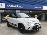 USED 2015 64 FIAT 500L 1.6 MULTIJET BEATS EDITION 5d 105 BHP GOT A POOR CREDIT HISTORY * DON'T WORRY * WE CAN HELP * APPLY NOW *