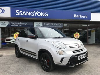 2015 FIAT 500L 1.6 MULTIJET BEATS EDITION 5d 105 BHP £7475.00