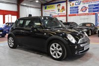 USED 2005 54 MINI HATCH COOPER 1.6 COOPER 3d 114 BHP
