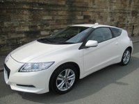 2011 HONDA CR-Z 1.5 I-VTEC IMA SPORT 3d 113 BHP £4400.00