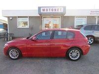 2012 BMW 1 SERIES 2.0 120D SE 5DR DIESEL 181 BHP  +++£30 ROAD TAX+++ £6380.00