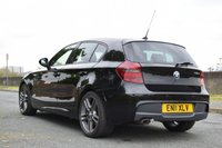 USED 2011 11 BMW 1 SERIES 2.0 118D PERFORMANCE EDITION 5d AUTO 141 BHP
