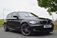 2011 BMW 1 SERIES 2.0 118D PERFORMANCE EDITION 5d AUTO 141 BHP £8878.00