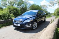 2012 FORD MONDEO 2.0 ZETEC BUSINESS EDITION TDCI 5d 138 BHP (FREE 2 YEAR WARRANTY) £SOLD