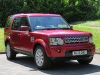 2013 LAND ROVER DISCOVERY 3.0 4 SDV6 XS 5d 255 BHP £17990.00