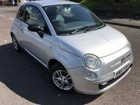 2008 FIAT 500 1.2 POP 3d 69 BHP £2195.00