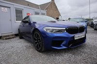 2019 BMW M5 Competition 4.4 V8 DCT 4dr ( 625 bhp ) £SOLD