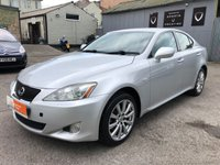 2008 LEXUS IS 2.2 220D SE 4d 175 BHP