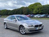 2013 BMW 5 SERIES 2.0 520D SE 4d 181 BHP £8750.00