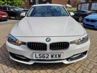 USED 2012 62 BMW 3 SERIES 2.0 320D SPORT 4d AUTO 184 BHP
