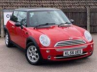 2006 MINI HATCH ONE 1.6 ONE 3d AUTO 89 BHP £4295.00