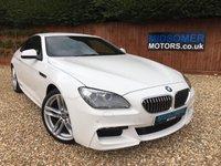 2012 BMW 6 SERIES 3.0 640D M SPORT 2d AUTO 309 BHP £15995.00